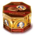 Transparante box Mozarttaler - Echte Salzburger Mozarttaler