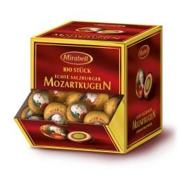 Mozart dispenser - Echte Salzburger Mozartkugeln
