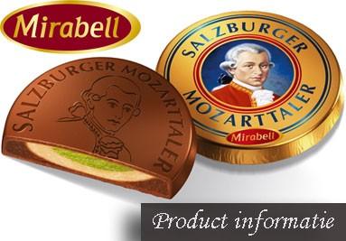 Product informatie Mirabell Mozarttaler